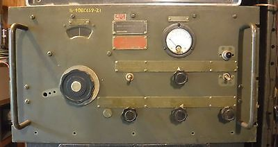 Bendix BC-639A VHF Receiver, Working with Internal Power Supply