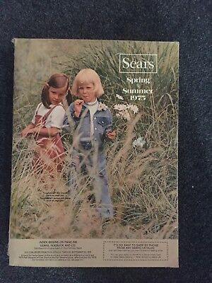 1975 Spring & Summer Sears Catalogs
