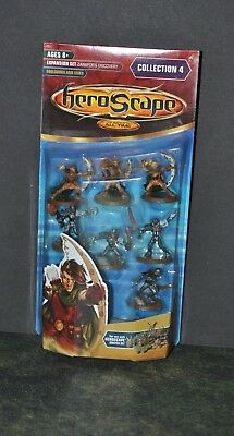 Heroscape Soulborgs and Elves Aubrien Archers Wave 4 - Zanafor's Discovery NEW