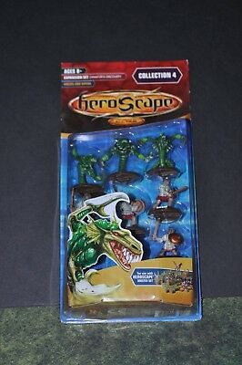 Heroscape Greeks And Vipers Zanafor's Discovery Wave 4 Complete NEW