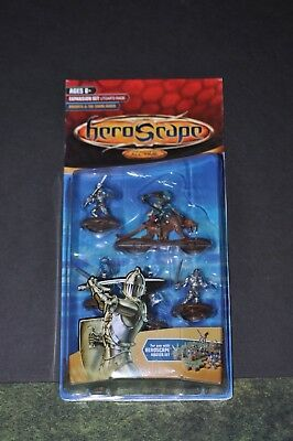 Heroscape Knights and Swog Rider Expansion Set, Wave 2 Utgar's Rage Brand NEW