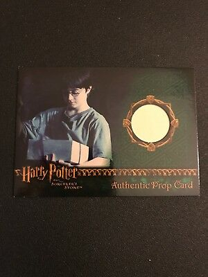 Harry Potter and the Sorcerer's Stone Cake Box Prop Card HP #030/490