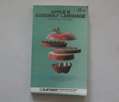 CLASSIC BOOK: Apple II Assembly Language