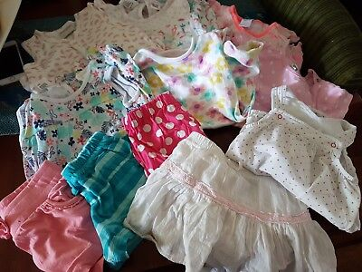 Baby Girl bundle sz 1 (Marquise/Bambini/Peter Rabbit)