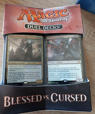 MTG Blessed vs Cursed Duel Deck Neu&OVP
