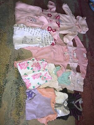 bulk baby girl clothes Size 000 -winter Jumpsuits