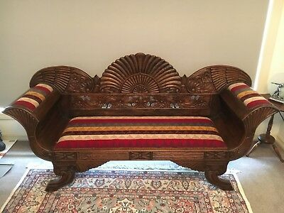 Indonesian Antique Bench