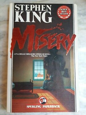 "Misery ""Stephen King"""