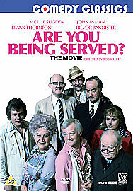 Are You Being Served? - The Movie (DVD, 2006) *NEW & SEALED - FAST UK DISPATCH*