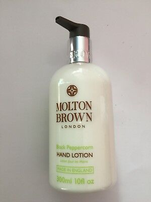 NEW Molton Brown Black Peppercorn Hand Lotion 300ml