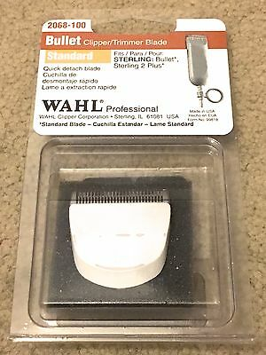 Wahl Sterling Blade Set - Fits Sterling 2 Plus And Bullet Trimmer - 2068-100