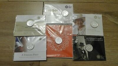 Royal Mint £20 Twenty Pound Uk Silver Coin .999 Fine Silver