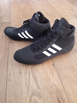 Adidas boxing shoes size 8 in good condition