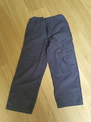 BEAVERS / CUBS Navy trousers age 7 /8