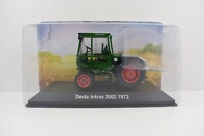 Hachette Collections Deutz Intrac 2002 Traktoren Sammlung 1:43