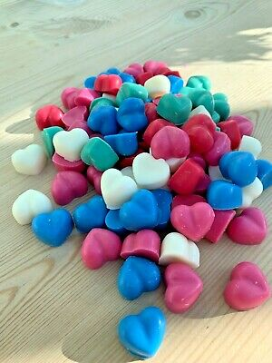 Highly Scented Soy Wax Melts For Oil Burner - Many Fragrances - Free P&P