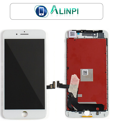 Pantalla Completa para iphone 8 Plus Blanca Tactil + LCD Blanco