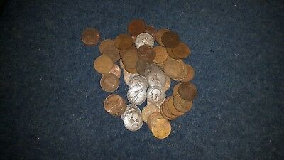 Old British 1 penny Coins pre-decimal. Choose your year--ALL 99P each.