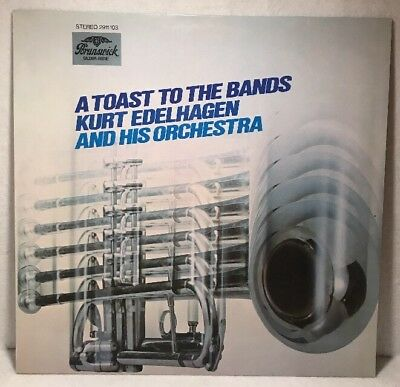 --  Kurt Edelhagen And His Orchestra  -- ‎– A Toast To The Bands, 2911 103