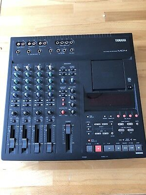 YAMAHA MD4 Multitracker  Player Recorder