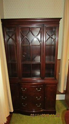 Complete Duncan Phyfe Style Dinning Room Set