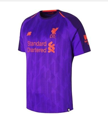 liverpool away shirt 18 19 new with tags  Size small to XXL