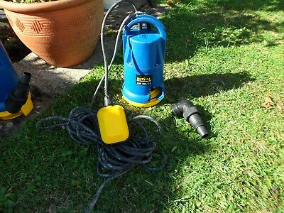 Pond Pump used Spares or Repair Shed Clear out  No Reserve