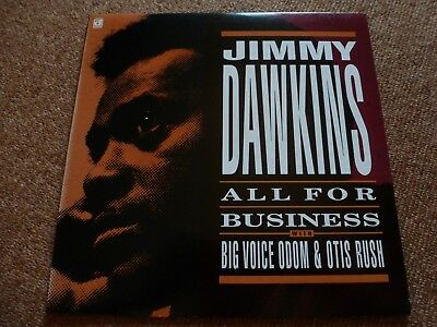 Jimmy Dawkins - All for Business (mit Big Voice Odom & Otis Rush)