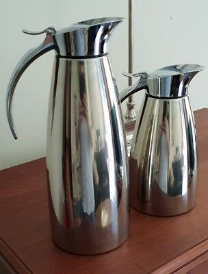 EMSA QUALITY THERMOS INSULATED HANDLED PITCHER - HOT/COLD 12 HOURS - 0.6 litre