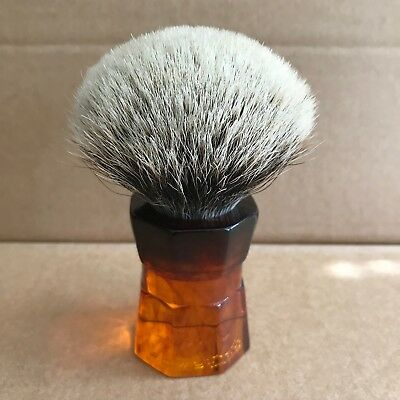 Yaqi 26mm Moka Express 2 Band Badger Hair Men's Shaving Brush
