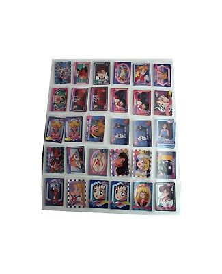 Mixed Lot Sailor Moon Trading Cards (115) 1995 1996 1997 See List