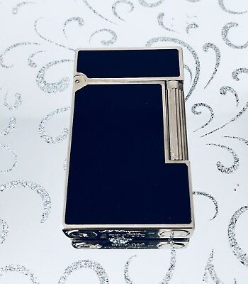 HOT SELL S.T. Dupont Ligne 2 Black Chinese Lacquer & Palladium Lighter