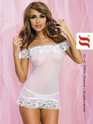 Verspielte, sexy Chemise - Amoresa - OBSESSIVE Dessous