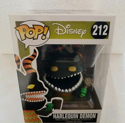 Funko Pop! Disney The Nightmare Before Christmas Harlequin Demon #212 *IN HAND*