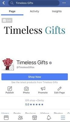 dropshipping business - Personalised gifts (price drop Due To House Move)