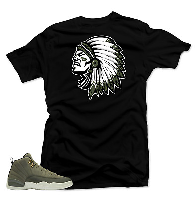 d8a8e3dde522 SHIRT TO MATCH Jordan 12 Class Of 2003 CP3. Chief Gold Green Tee ...