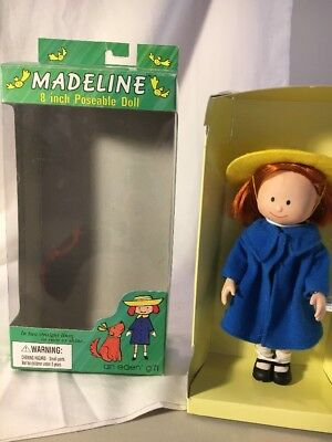 """Madeline 8"""" Poseable Doll"""