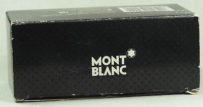 Montblanc Ink Cartridges Racing Green Scarce Discontinued Color 60 Cartridges