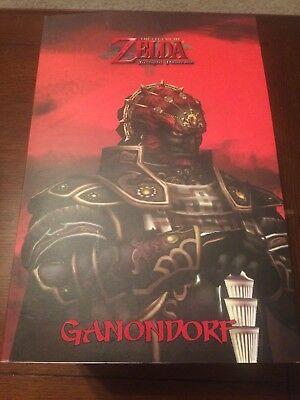Dark Horse Deluxe Ganondorf Statue Figure Legend Of Zelda Twilight Princess