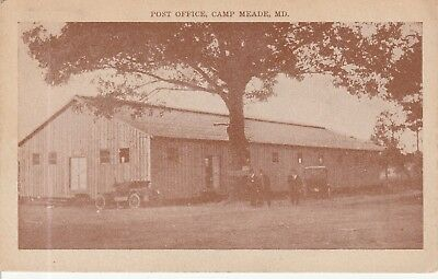Post Office, Camp Meade, Md.    1917