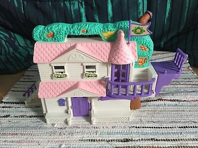 Cabbage Patch Kids Tree House 1990's