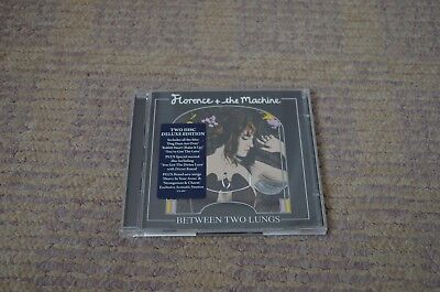 Florence and the Machine Between Two Lungs Deluxe Edition CD