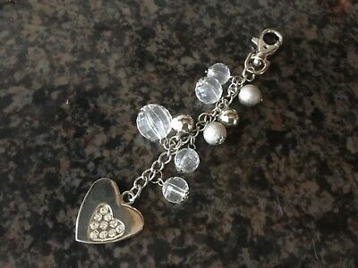 bag charm , pretty , jewel bling