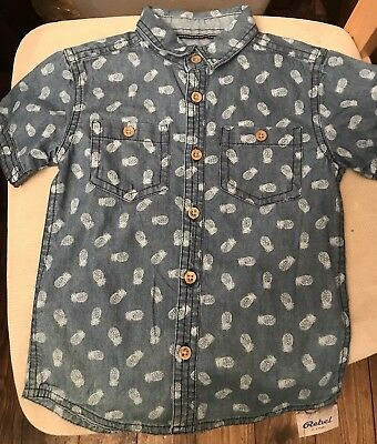 Boys Shirt Size 2-3 Years BNWT