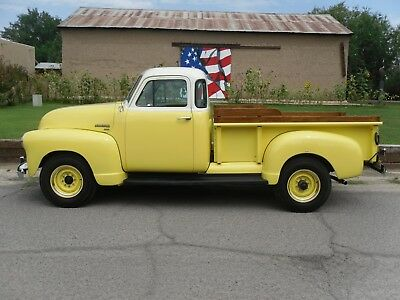 1952 Chevrolet Other Pickups  1952 Chevrolet Truck