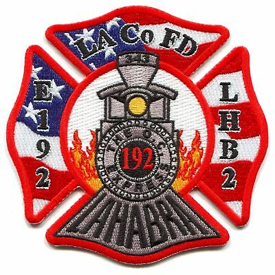 Ventura County Fire Dept. Medic Engine 52 New July 2018 (Ca) Fire Patch