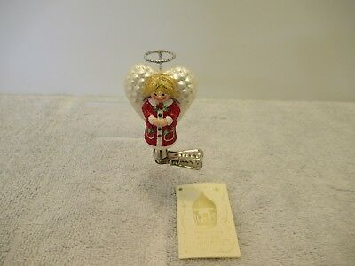 "Patricia Breen~Neiman Marcus Exclusive~""miniature Angel""~Clip-On Style~Sweet"