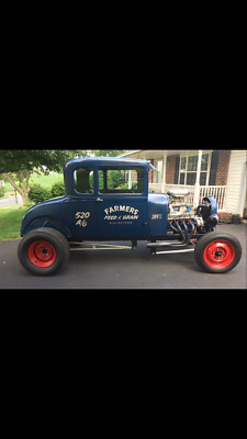 1929 Ford Model A  1929 model a ford coupe