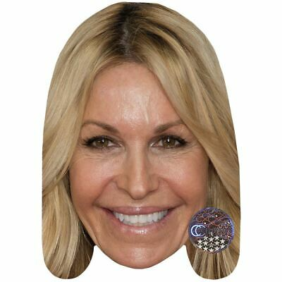 Mimi Mathy Celebrity Mask Card Face and Fancy Dress Mask