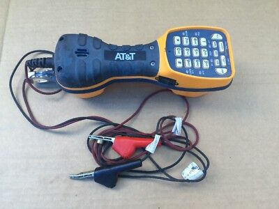 Fluke Networks 50801001 TS44 PRO Telephone Test Set with Piercing Pin Clips